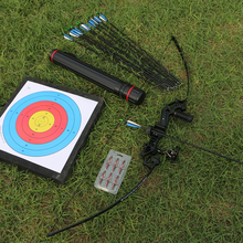 Archery Professional Recurve Bow Takedown Hunting Bow For Shooting Metal Riser Sports Shooting Archery Target Outdoor стоимость