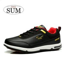 SUM new arrival autumn 2016 brand sneakers men's sport shoes flats Training shoes men lifestyle shoes