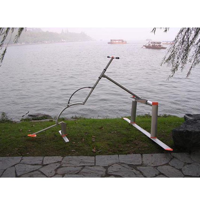 Vandens motoroleris suaugusiųjų vandens pripučiančiam atvėsti - Vandens sportas - Nuotrauka 2