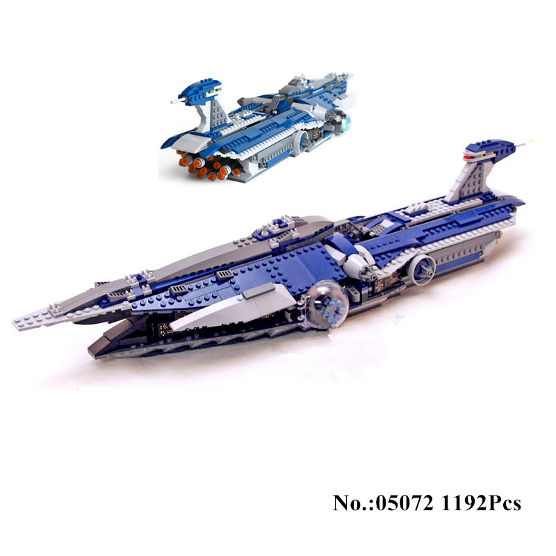 H&HXY 05072 1192Pcs Star Series War The Limited Edition Malevolence Warship Set Children Building Blocks Bricks lepin Toys Model new mf8 eitan s star icosaix radiolarian puzzle magic cube black and primary limited edition very challenging welcome to buy