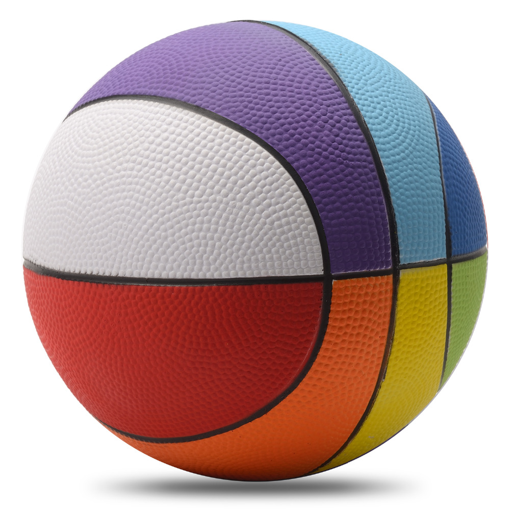 Basketball Ball Us 19 38 49 Off Professional Training Basquete For Kids Basketball Balls High Quality Pu Foam Outdoor Indoor Size 8