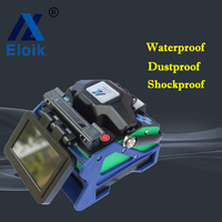 Kit de Fibra Óptica Splicer Da Fusão ALK-88A/Igual Ao Japão produtos de Tecnologia/Dois pares de Haste Eletrodo incluído