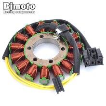 BJMOTO 31120-MFJ-D01 Motocross Magneto Stator Ignition Coil Generator For Honda CBR600RR CBR600 2007-2016 CBR 600 RR