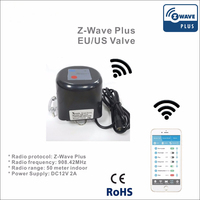 EU Water Valve Z Wave Smart Water Valve Smart Home Automation System Valve 868 42mhz For