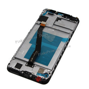 Image 5 - Huawei 社 Y6 2018 液晶ディスプレイタッチスクリーンデジタイザ Huawei 社 Y6 プライム 2018 液晶 ATU L11 L21 L22 LX1 LX3 l31 L42 画面とフレーム