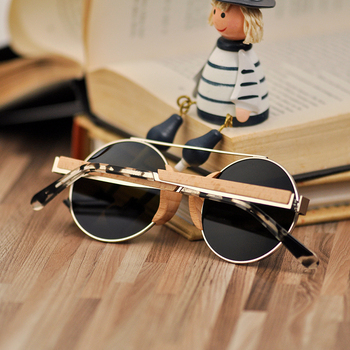 BOBO BIRD Summer Style Vintage Sunglasses Ladies Glasses