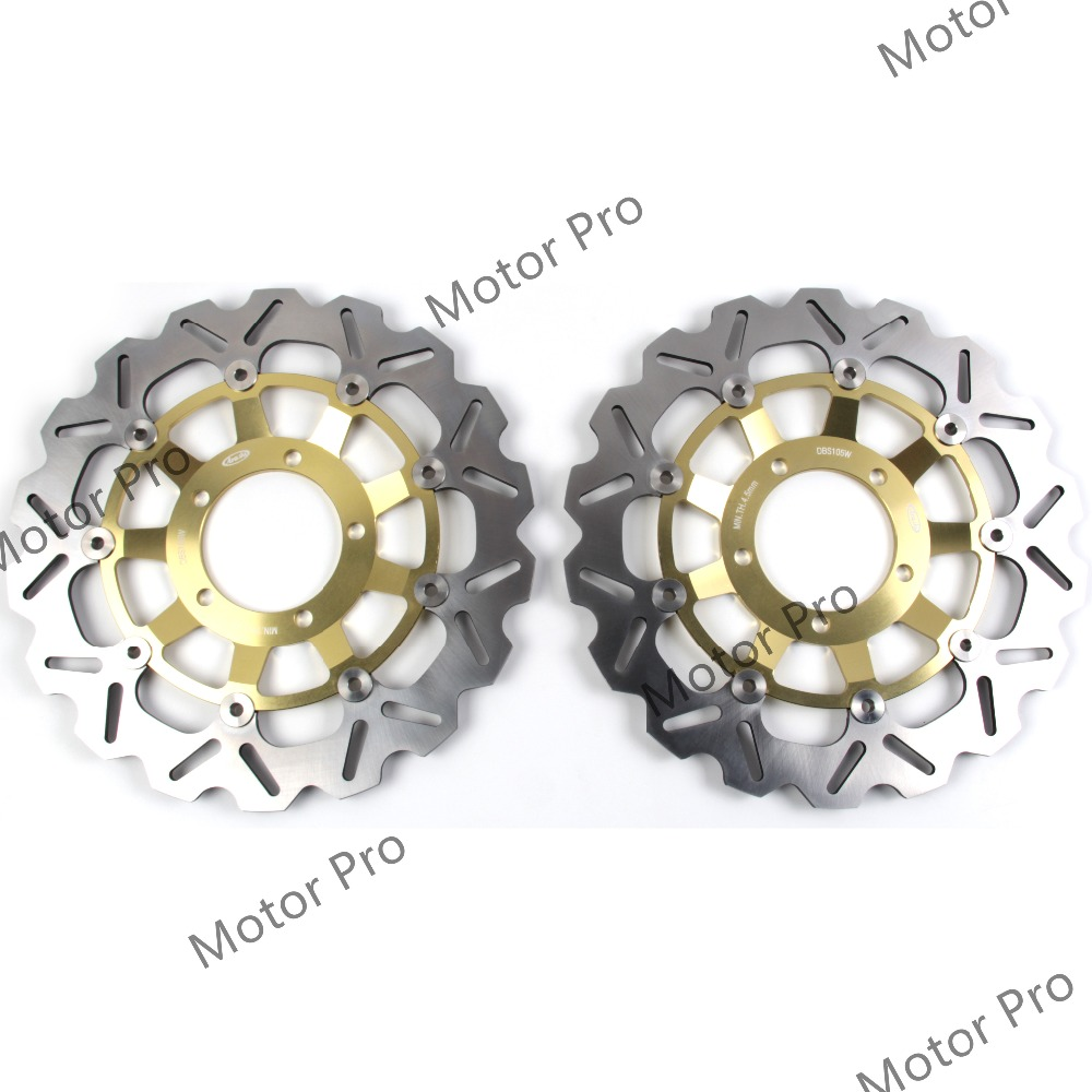 For Triumph Street Triple 675 R 2009 2012 Front Brake Disc Disk Rotor Motorcycle Accessories 2010