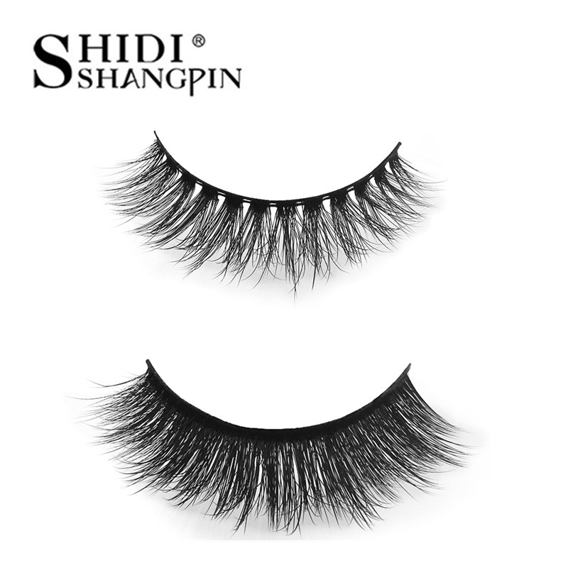 New 3d mink lashes handmade eye lashes false eyelashes natural long mink eyelashes extension maquillaje makeups faux cils cilios
