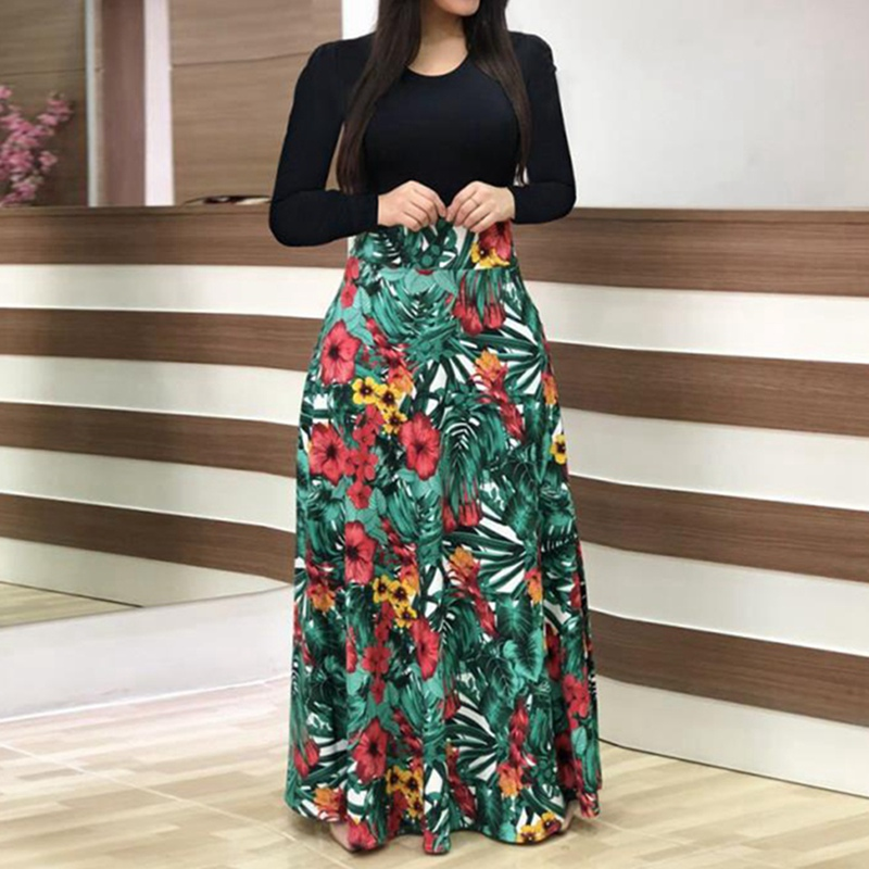 941242e1ac40d US $4.4 39% OFF|Laamei 2019 Women Dress Boho Print Sexy Vintage Female  Floral Pencil Dresses Evening Party Dress Bodycon Package Hip Vestidos-in  ...