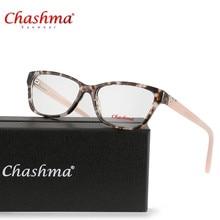 цены Chashma High Quality Brand Designer Glasses Frames Women Acetate Eyeglasses Frame Prescription Clear Optical Myopia Eyewear