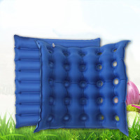 High Quality Home Office Seat Cushion Inflatable PVC Square Breathable Health Care Buttocks Massage Prevent Hemorrhoids