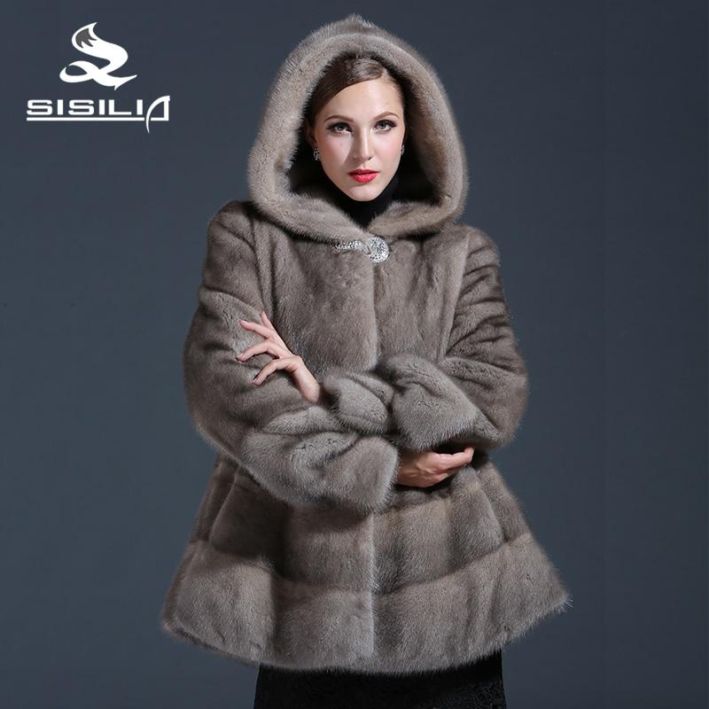 Mink For Coat Fur