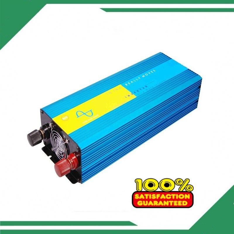 2500 Вт чистая синусоида Инвертор постоянного тока в переменный 12/24 В/48 В до 230 В/220 В использовать для Солнечной или дома на холодильник 2500вт пуро invertitore