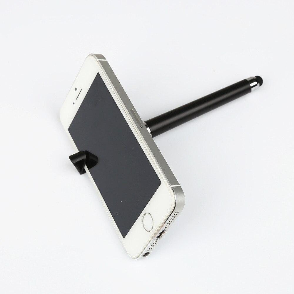 Multi-function-Mobile-Phone-Stylus-Ball-pen-Mobile-Phone-Stand-Holder-Gift-Advert-ad-Logo-Custom (3)