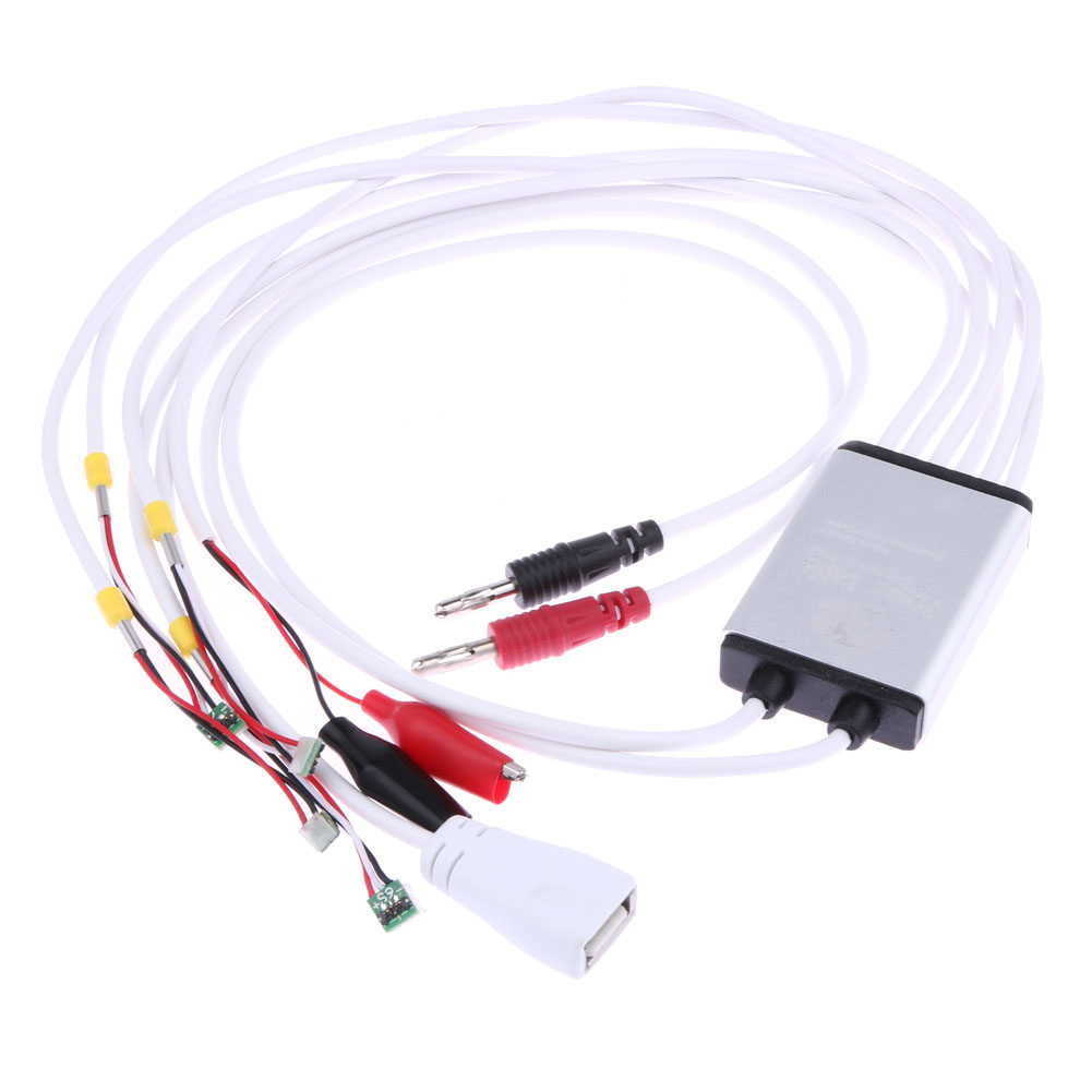 2 in 1 Phone Boot Repair Power Data Cable+Battery Charge Activation Plate for iPhone 4/4S/5/5S/5C/6/6PLUS