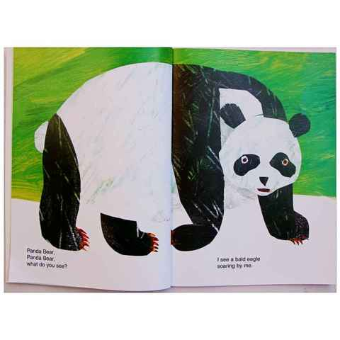 4 pcs set educacional ingles picture book