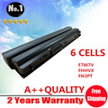 Wholesale New 6cells laptop battery FOR DELL Latitude E6220 E6120 E6320 E6430S E6230 K4CP5 K94X6 KFHT8 MHPKF 09K6P free shipping