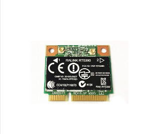 RaLink RT5390 Half Mini PCIe Wlan Wireless Card SPS:630703-001 For HP436 435 431 4230S 4330S