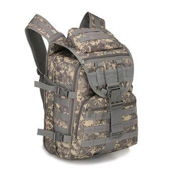 Neue Angeltasche 40L Armee Packung Reise Umhängetasche Arrow Taktische Pack Outdoor-Rucksack Camouflage Bergsteigenbeutel