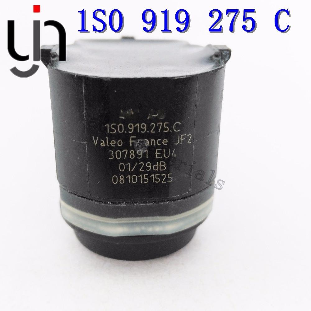 4 unids Sensor de aparcamiento PDC 1S0919275C 4H0919275 3C0919275 1S0 919 275 c 1S0919275C para S Koda/a UDI /V W asiento