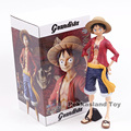 Anime One Piece Grandista Monkey D Luffy PVC Action Figure Collectible Model Toy