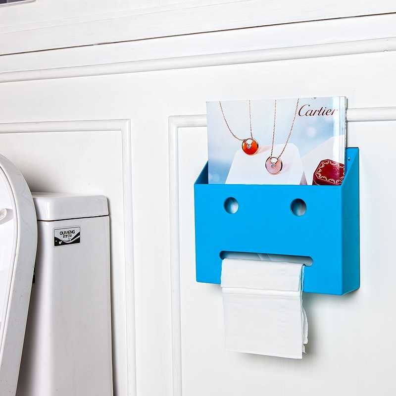 Cozinha rack de armazenamento Multifuncional caixa de armazenamento de artigos diversos prateleira armários de plástico Auto-adesivo de parede rack de armazenamento organizador titular