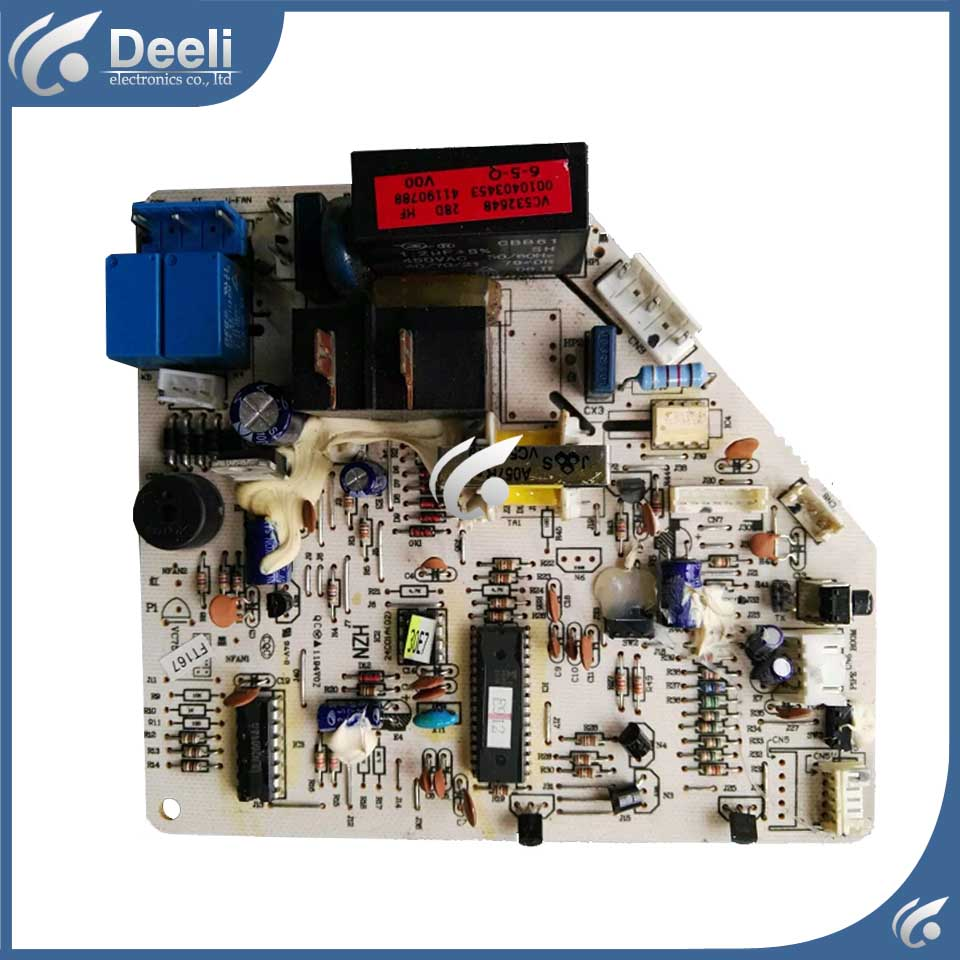 95% new good working for Haier Air conditioning computer board KFRD-33GW/Z6/Z2 0010403453 circuit board 95% new for haier refrigerator computer board circuit board 0064000385 driver board good working set