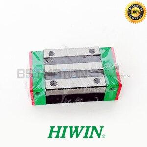 Image 4 - Original HIWIN HGR25 Linear ท่องเที่ยว 300 460 500 640 820 900 1000 มม.1100 1240 1500 ราง HGH25CA Linear Carriage สำหรับชิ้นส่วน CNC
