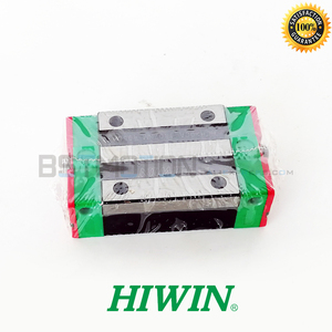 Image 4 - Original HIWIN HGR25 Linear Guide 300 460 500 640 820 900 1000mm 1100 1240 1500 rail HGH25CA Linear Carriage Block for cnc part