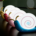 Lovely Snail Home Lamp LED Night Light Kids' Bedroom Wall Lamp Children's Nightlight bedroom night light  7-26-2