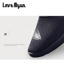 Mens  Breathable ALL Black Gym Shoes Designer Sneakers