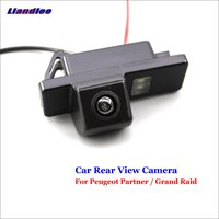 Liandlee For Peugeot Partner / Grand Raid Car Reverse Parking Camera Backup Rear View Camera / SONY CCD Integrated Nigh Vision