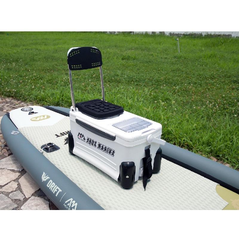 AQUA MARINA 330 * 97 * 15 cm-es DRIFT felfújható fedélzeti - Vízi sportok - Fénykép 3