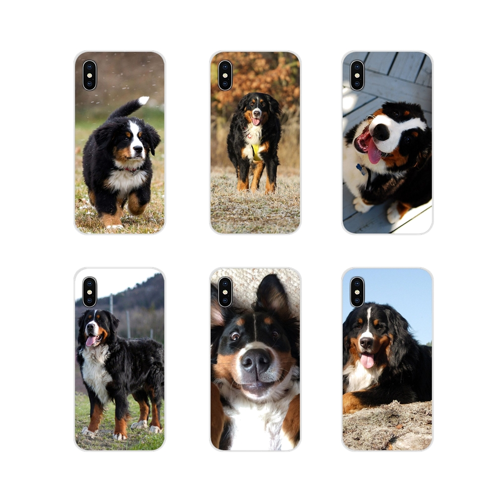 Bernese Mountain <font><b>Dog</b></font> Accessories Phone <font><b>Cases</b></font> Covers For Oneplus 3T 5T 6T <font><b>Nokia</b></font> 2 <font><b>3</b></font> 5 6 8 9 230 3310 2.1 <font><b>3</b></font>.1 5.1 7 Plus 2017 2018 image