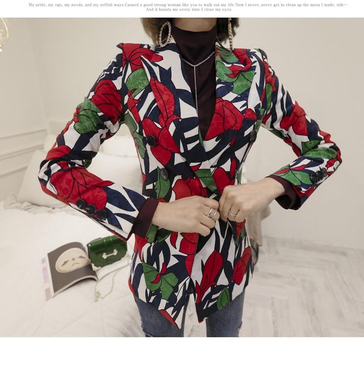 ZAWFL 2018 vacation women Summer trench coats Floral gray trench coat trench women coats office outwear OL Loose tops 2