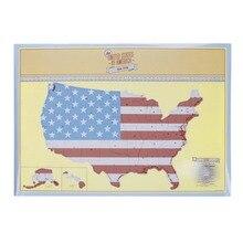 Mapa De Los Estados Unidos  Compra lotes baratos de Mapa De Los