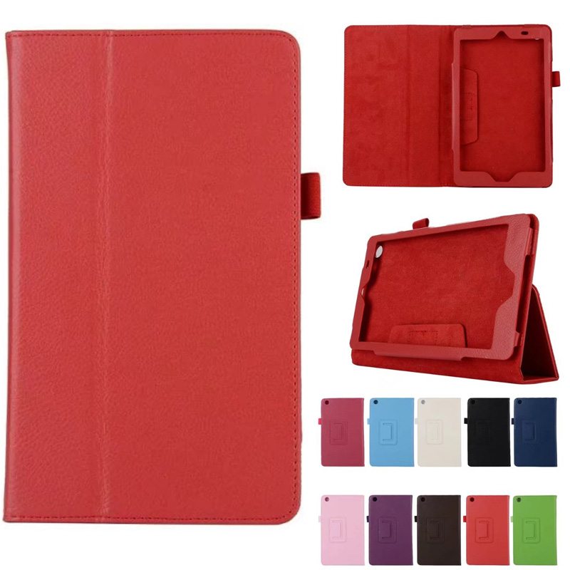 M3 lite 8.0 Litchi Stand Leather Case Flip Cover For Huawei Mediapad M3 Lite 8 CPN-W09 CPN-AL00 8 Tablet case shell for huawei mediapad m3 lite 8 8 0 cpn w09 cpn al00 cpn l09 lcd display touch screen digitizer assembly