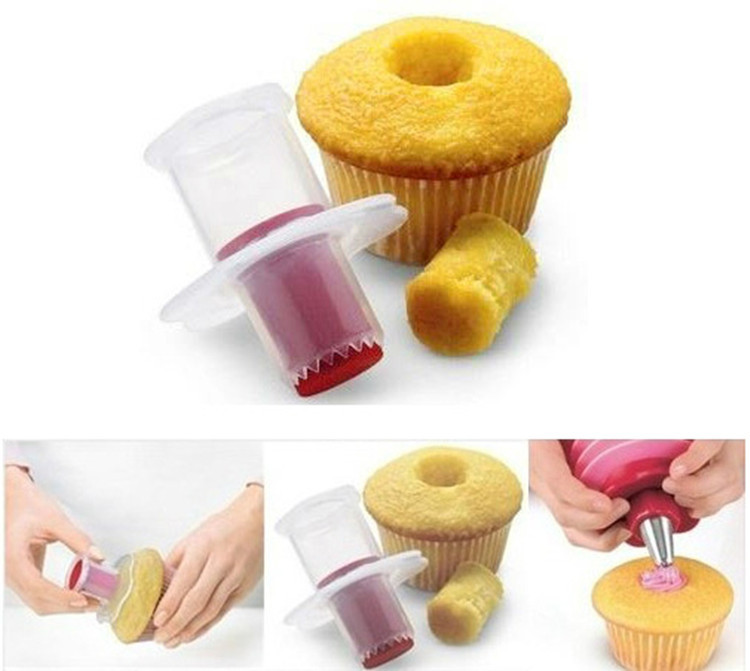 Creative Pastry Coring Device West Point The Cake Baking Tools Digging Cakes Corer DIY Cake Mold Baking & Pastry Tools