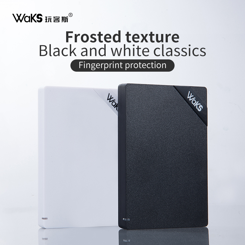 WAKS External Hard Disk Drive Usb 3.0 1Tb 2TB 120G 500G Disco Externo HDD Usb Original Storage Device Cute Usb Flash Drive 32gb