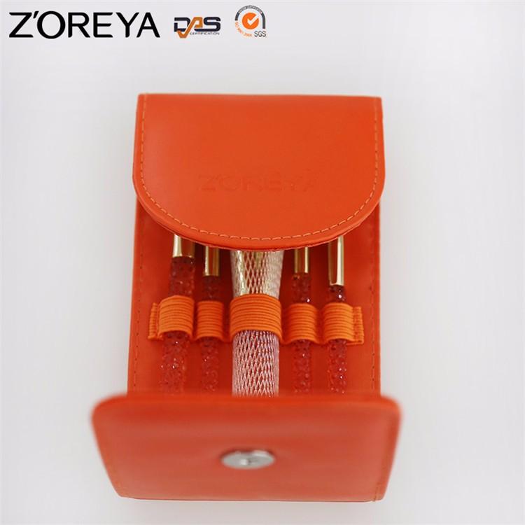 ZS58 custom logo makeup brushes