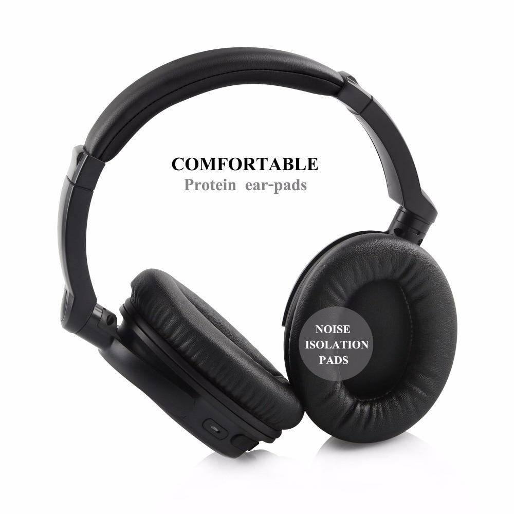 NiUB5 T6 Bluetooth Headset + Bluetooth Modtager Trådløs HiFi - Bærbar lyd og video - Foto 2