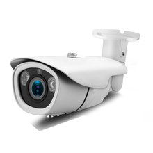 2MP 2.8-12mm Lens IP Camera Outdoor 4X Manual Zoom IR Distance 30M Night Vision Security Bullet POE IP Camera Xmeye