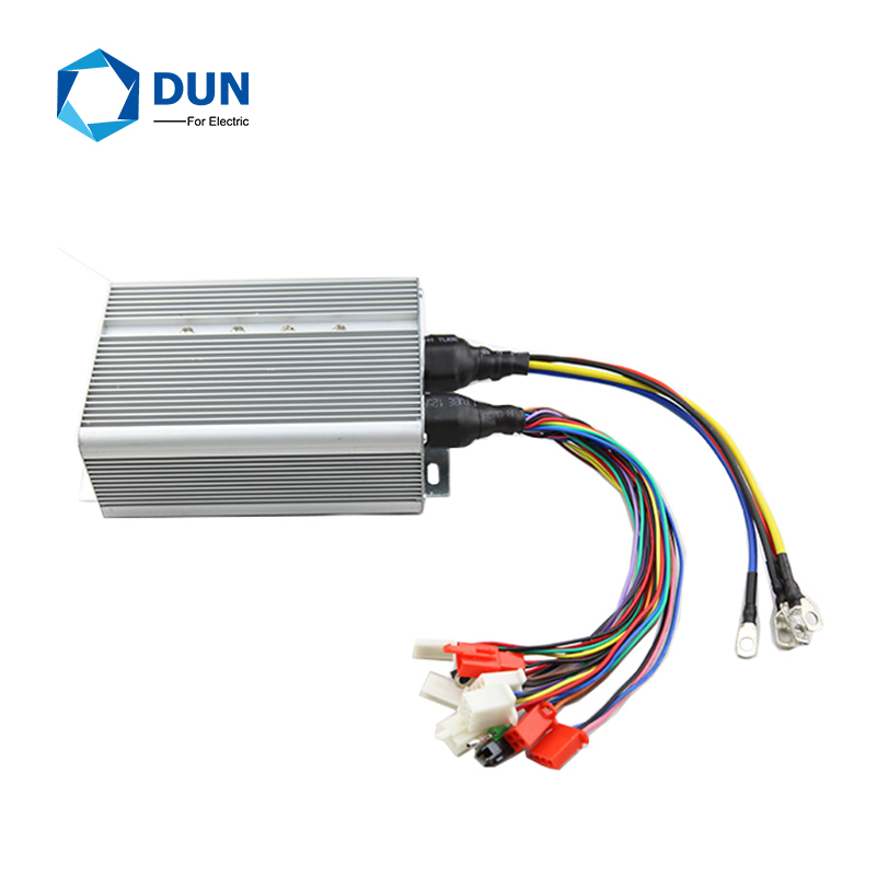 HOT SELL Yuyang King 84V 96V 50A 800W-1000W BLDC Controller YKZ9650 For Electric Scooter E-bike With Bluetooth