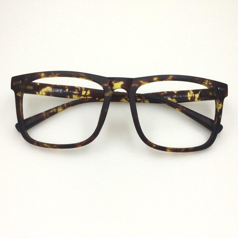 Großen rahmen brillen optische eyeware gläser TR90 flexible große ...