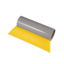 5.5  YELLOW TURBO SQUEEGEE ANGLED / big turbo squeegee window tint tools 5 5 inch professional window tint tool rubber squeegee with turbo handle 5 5 yellow angle cut turbo squeegee a73 14cm