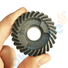 OVERSEE 369 64030 1 Reverse Gear For TOHATSU 5HP Outboard Engine M5B M5BS BEVEL GEAR 369