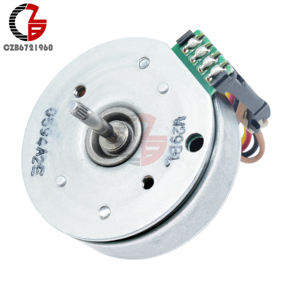 Japan Mitsumi DC Brushless Motor Outer Rotor Micro 3-Phase 9-Pole Coil Motor copper wire outer rotor ywf 350 outer rotor motor condenser motor unit heat radiating motor