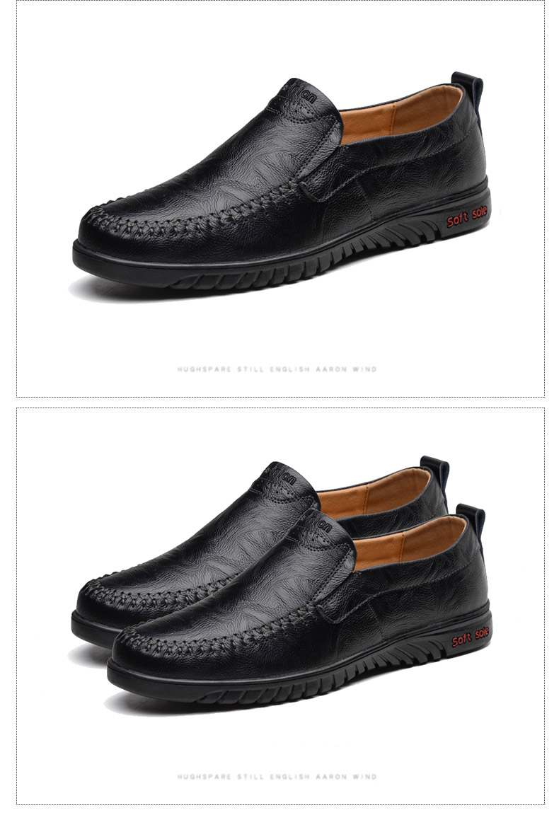 HTB1KD3gX5frK1RjSspbq6A4pFXa2 DEKABR Men Shoes Genuine leather Comfortable Men Casual Shoes Footwear Chaussures Flats Men Slip On Lazy Shoes Zapatos Hombre
