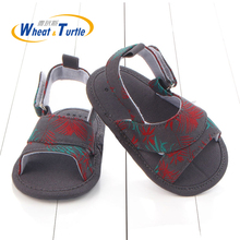 Mother Kids Hand Made Baby Shoes Summer First Walkers Cotton Soft Sole Toddler Shoes Newborn Infant Girl's Non-Slip Crib shoes недорого