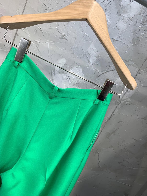 Droit Pantalon Vert Printemps Ddxgz3 2019 Nouvelles Trouse Femmes Décontracté xwqxvY1SHf